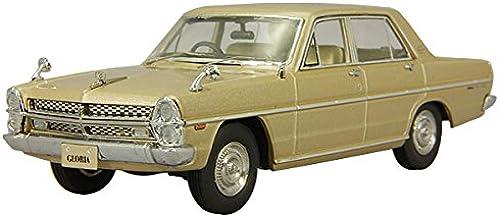 ENIF 1   43 Nissan Gloria (PA30) Super DX 1968 Gold