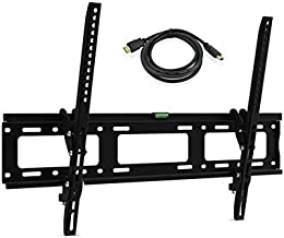 Ematic Tilting TV Wall Mount Kit with HDMI Cable for 30