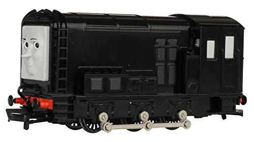 バックマン HOゲージ きかんしゃトーマス グランピー ディーゼル 28-58818 鉄道模型 ディーゼル機関車 prototypical black