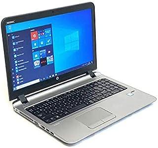 Webカメラ内蔵 SSD搭載【Win 10搭載】 HP ProBook 450 G3 ★高性能第6世代Core i5(2.3GHz)/8GBメモリ/SSD 512GB/15.6インチ/WiFi/Bluetooth/Office/中古パソコン