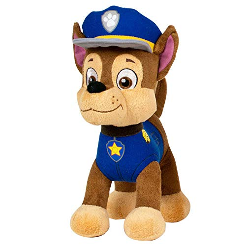 div 760013777 Chase - Paw Patrol - Plüschtier - Chase, ca. 30 cm