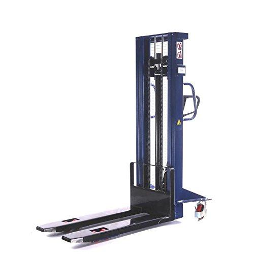 Hochhubwagen Handstapler Tragkraft 1,0t / 1000 kg Hub 3,0m / 3000 mm