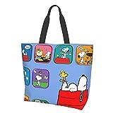 Snoopy - Lienzo para mujer, diseño de niña, de moda, de vi