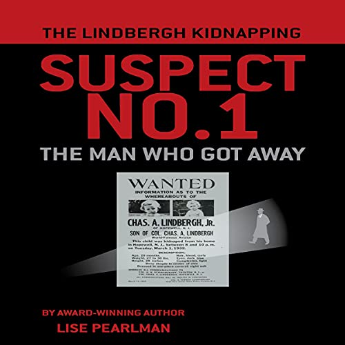 The Lindbergh Kidnapping Suspect No. 1 cover art