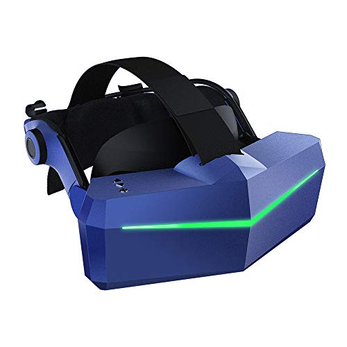 Pimax 8K Plus VR Virtual Reality Headset[VR Headset with MAS][USB Interface Adapter]