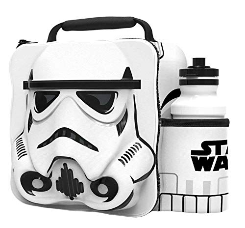 Marvel Character 3D Thermal Lunch Bag (Storm Trooper)