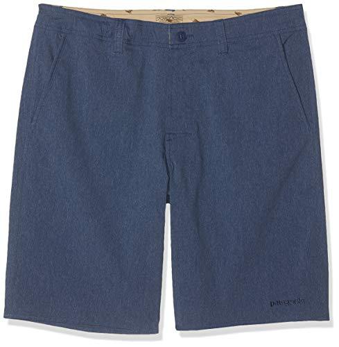 Patagonia Herren M'S Stretch Wavefarer Walk Shorts-20 In. kurze Hose, Blau (Stone Blue), W34