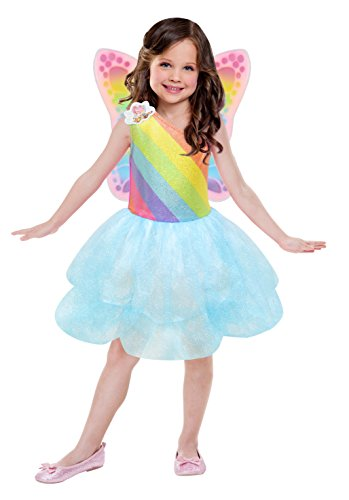 Amscan x-9902377 kinderkostuum Barbie Wolkentutu jurk, 98-110 cm