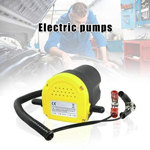 Solo olio motore diesel Pompa di estrazione olio olio motore Estrattore di fluidi diesel Trasferimento olio Scavengata diesel Car Fuel Fuel 12V elettrico