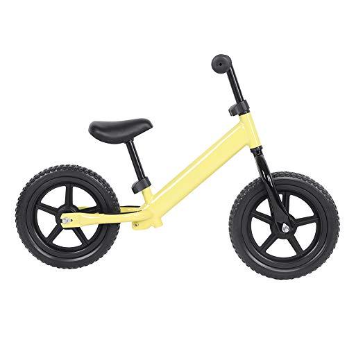 Bicicletas sin pedales, Rueda De 12 Pulgadas De Acero Al Carbono Para Niños Bicicleta De Equilibrio Para Niños Bicicleta Sin Pedal Para Niños Bicicleta De Equilibrio Para Niños, Bicicleta De Equilibri