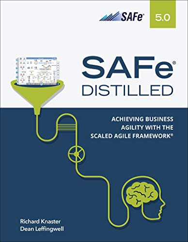 SAFe 5.0 Distilled (English Edition) por [Knaster Richard, Leffingwell Dean]