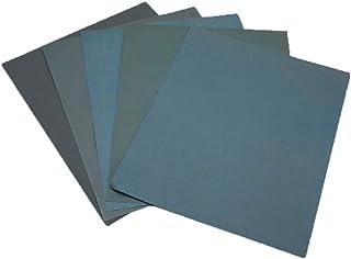 Bespick Papel de Lija 28 Piezas 120 a 3000 Seco//Al Agua para la Industria