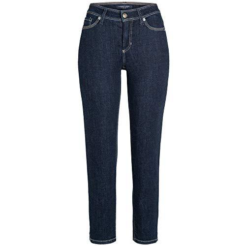Cambio 7/8-Jeans Piper Short 40 dunkelblau