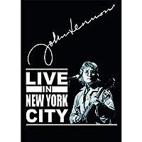 JOHN LENNON ジョンレノン (追悼40周年) - Live in New York City/ポストカード・レター 【公式/オフィシャル】