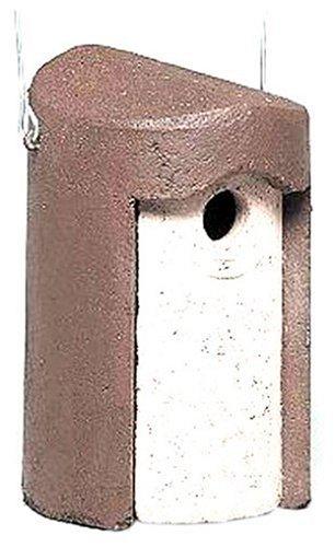 Schwegler 510150 Nisthöhle für Kleinvögel, Einflugloch 26 mm, zum Aufhängen