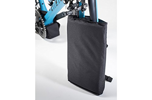Buds-Sports - protezione forcella bicicletta – Compatibile con tutti i biciclette, mountain bike, Gravel, BMX, VAE – Accessorio indispensabile per trasportare la tua bicicletta