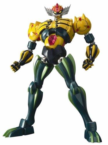 Soul of Chogokin GX-42 Steel God Jeeg (japan import)