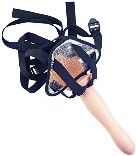XIAMAZ Elektrischer D? Ld? Tragbarer weiblicher Körper zum Entspannen, wasserdicht, 24 cm, Spielzeug für besondere Feiertage, bequeme Kurven