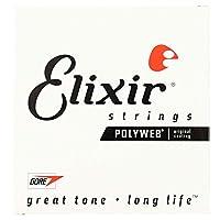 ELIXIR 13242/042弦×4本 エリクサーポリウェブバラ弦