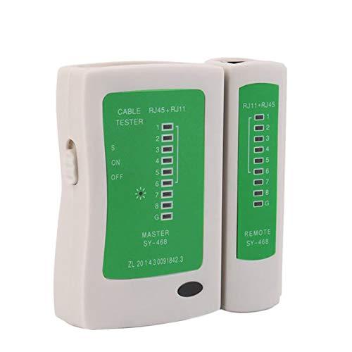 Peanutaoc Professional RJ45 RJ11 RJ12 CAT5 UTP Netwerk LAN USB Kabel Tester Detector Remote Test Gereedschappen Netwerkgereedschap