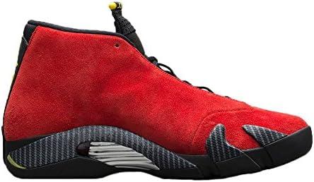 Amazon Com Air Jordan 14 Retro Ferrari 654459 670 Basketball