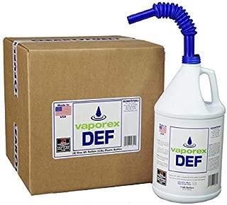 Vaporex DEF Case (4 1-Gallon Units) Diesel Exhaust Fluid