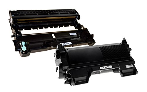 TonerPlusUSA DR420 TN450 DigiToner Combo- Compatible Toner Cartridge for Brother Plus Drum Unit Replacement for Brother Photo #4