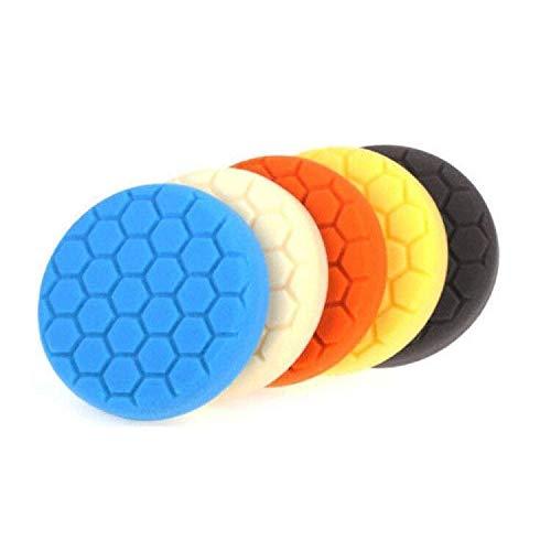 Wady 6' 150 mm pulido pad-Kit para pulidor automático paquete de 5 piezas