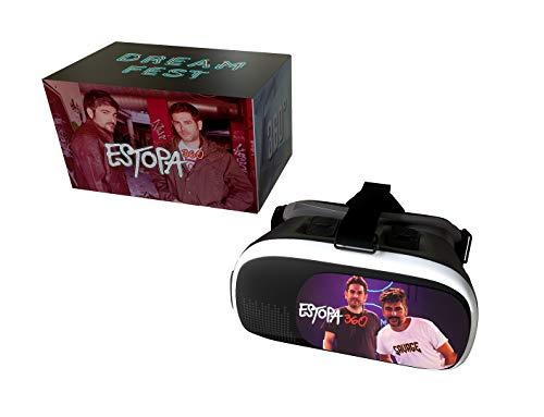 Gafas de Realidad Virtual de Estopa + Concierto 360° & VR de Regalo. Estopa 360.