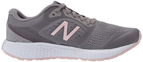 New Balance Women's 520 V6 Running Shoe grey Size: 8 Wide