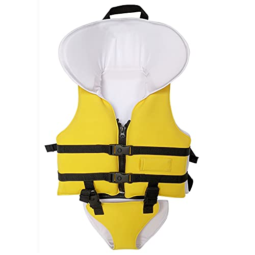 Yeah-hhi Kinderschwimmweste Premium Neopren Swim Weste Für Kinder Kleinkinder Floation Badebekleidung Für Das Schwimmen Von 1-3 Jahren Für Den Schwimmbad, Sommer