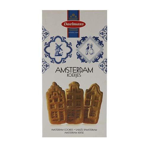 Daelmans - Amsterdam Kekse - 140 gr