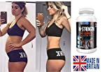 High Strength Fat Burners - Best Weight Loss Tablets - Fat Burners for Woman. Fat Burners for Men - Powerful Thermogenic Weight Loss #1