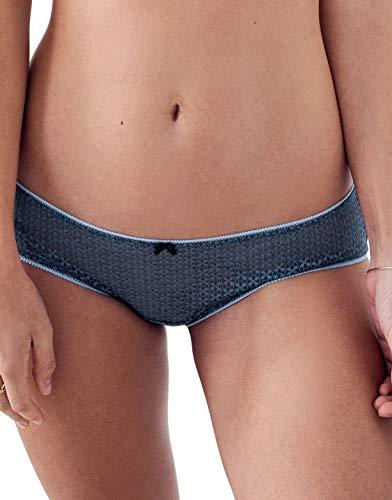 Adore Me Women's Halette Dark Blue S Vintage Indigo Regular Cheeky Panty