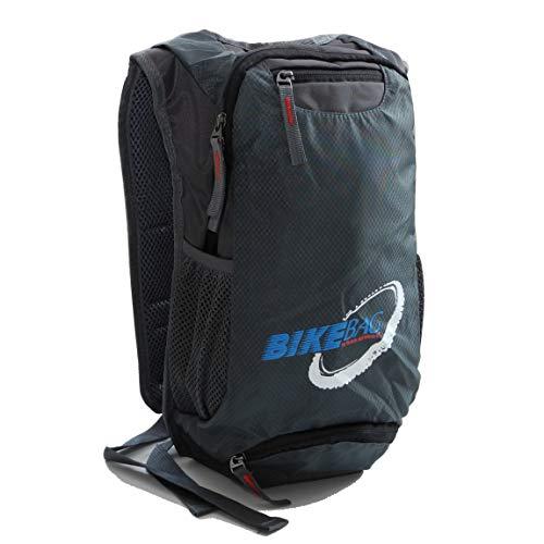 Bag Street - präsentiert von ZMOKA - Rucksäcke für Radsport in Grau, Größe One size