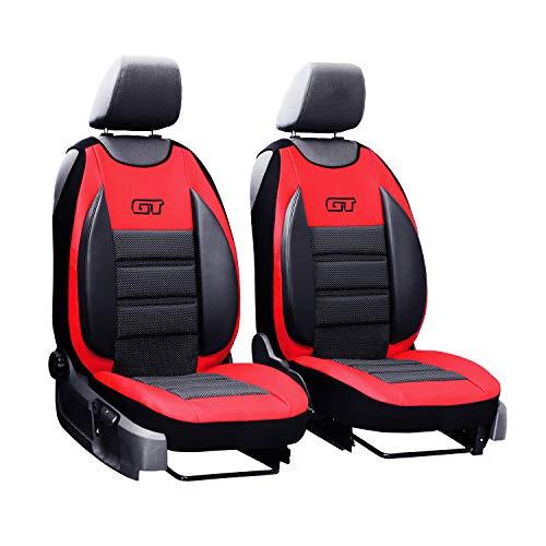 GSC Sitzbezüge Universal Schonbezüge 1+1 kompatibel mit FIAT 500