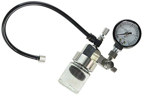 GSIクレオス Mr.レギュレーター4圧力計付直付けホルダータイ (エアブラシ系アクセサリー) PS234