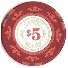 James Bond OO7 Casino Royale Poker Chip $5 (Skyfall)