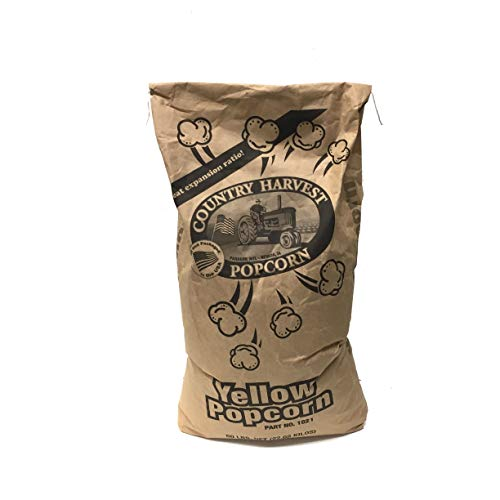 Paragon - Manufactured Fun Paragon Bulk Bag Yellow Corn, 50-Pound