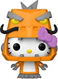 Funko- Pop Sanrio: Hello Kitty Mecha Kaiju HK Figura Coleccionable, Multicolor (49836)
