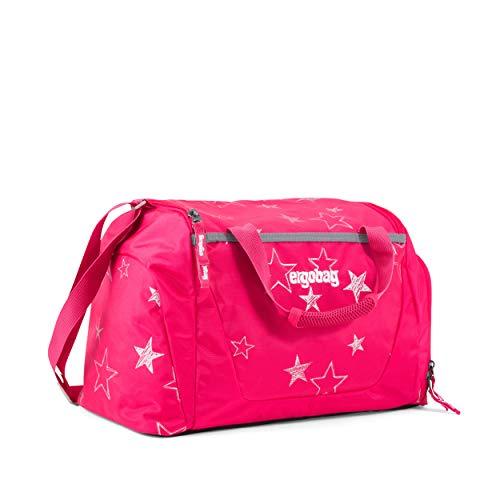 ergobag Sporttasche - mit Nassfach, 20 Liter - CinBärella - Pink