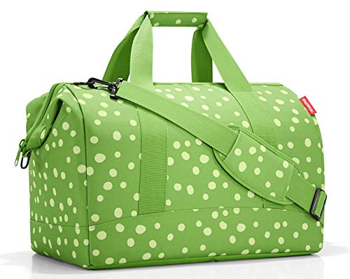 reisenthel allrounder L Reisetasche 48 x 39,5 x 29 cm / 30 l / spots green
