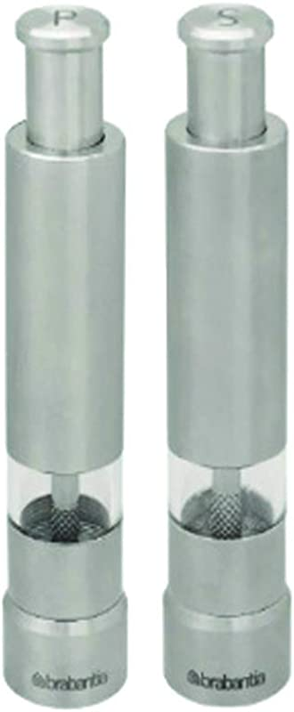 Brabantia Salt And Pepper Mill Set