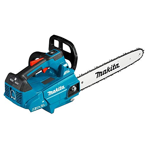 Makita DUC306PT2 Twin 18 V / 36 V LXT motosierra de litio sin cable 300 mm 2 x 5 Ah