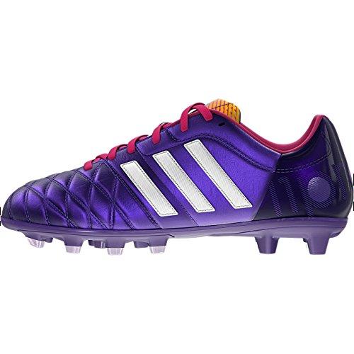 Adidas Zapatos con tacos 11 nova FG para niños blapur/runwh, talla Adidas:34