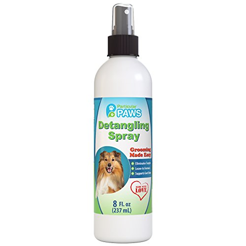 Particular Paws Detangling Spray for Dogs