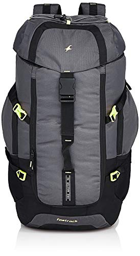Fastrack 50Ltrs Grey Rucksack (A0726NGY01)