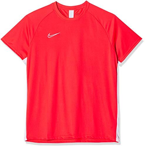 Nike Herren M Nk Dry Acdmy Top Ss Unterhemd, Rennfahrer, rosa/Burgunder Asche/Burgunder Asche, XL