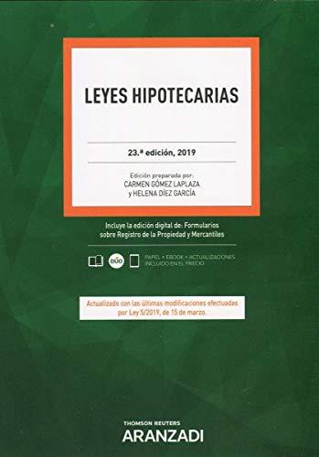 Leyes Hipotecarias (Papel + e-book): 5 (Código Profesional)