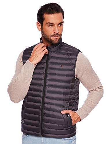 Tommy Hilfiger Light Weight Packable Down Vest Outdoor Vest